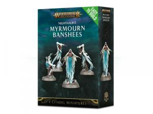 Warhammer Age of Sigmar: Nighthaunt - Myrmourn Banshees