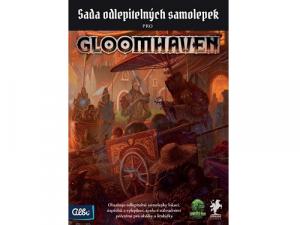 Gloomhaven - odlepitelné samolepky