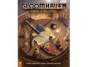 Gloomhaven - Jaws of Lion EN