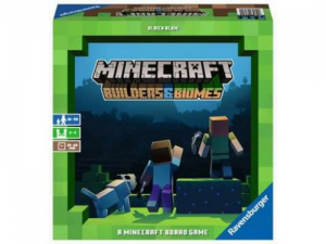 Minecraft Builders & Biomes EN