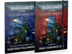 WH40K Chapter approved - Grand Tournament 2020