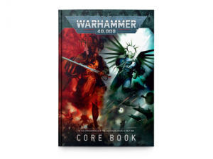 WH40K: Core Book  9th edition