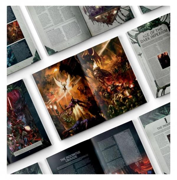 WH40K: Core Book 9th edition