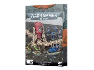 WH40K: Battlezone Manufactorum Battlefield