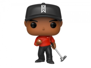 Funko Pop! Games - Tiger Woods (Red Shirt)