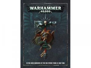 WH40K: Core Book 8th editon