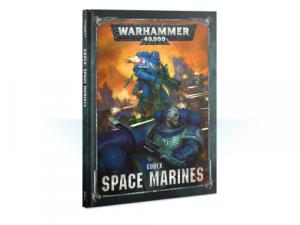 WH40K: Space Marines Codex