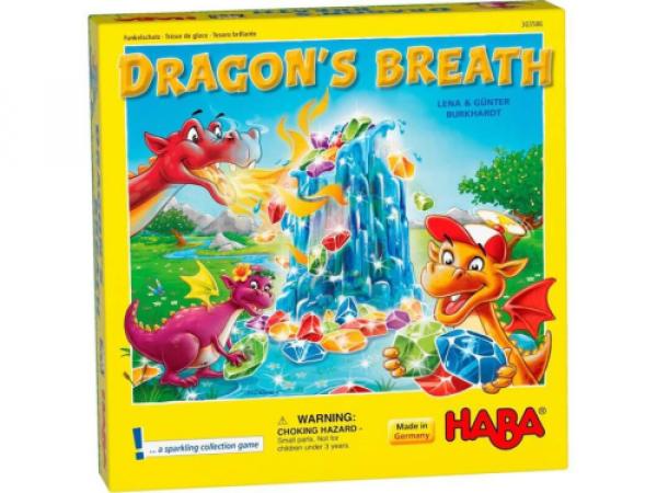 Dračí dych (Dragon's breath)