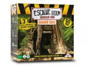 Escape room - úniková hra Rodinná edícia