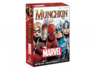 Munchkin: Marvel Edition - EN