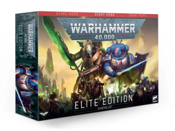 Warhammer 40.000: Elite Edition