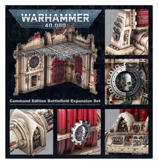 Warhammer 40.000: Command Edition Battlefield Expansion Set