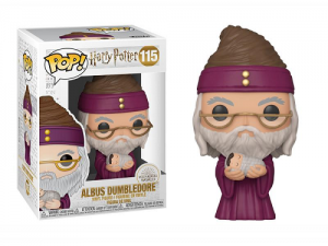 Funko Pop! Movies - Harry Potter - Dumbledore w/Baby Harry (115)