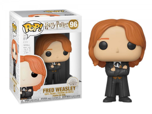 Funko Pop! Movies - Harry Potter - Fred Weasley (Yule)