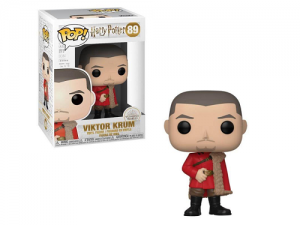 Funko Pop! Movies - Harry Potter - Viktor Krum (Yule)