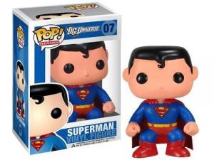 Funko Pop! (07) Heroes - Superman