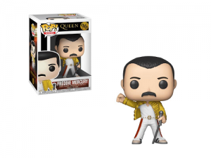 Funko Pop! Rocks - Queen - Freddie Mercury (Wembley 1986)