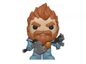 Funko Pop! Games - Warhammer 40K - Space Wolves Pack Leader