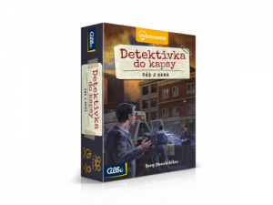 Detektivka do kapsy - Pád z okna (2. případ)