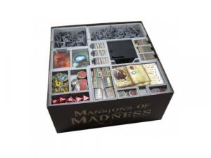 Mansions of Madness (Panství hrůzy) 2nd Ed Insert