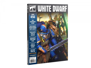 Warhammer White Dwarf 456 (09/2020)