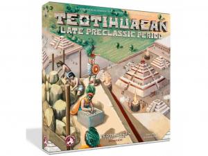 Teotihuacan: Late preclassic EN