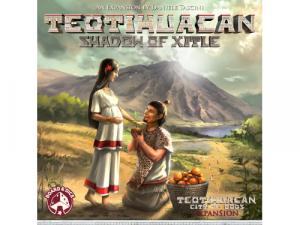 Teotihuacan: Shadow of Xitle EN