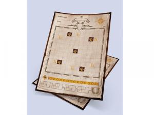 Kartografové - náhradný blok máp