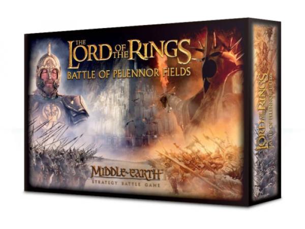 LotR: Battles of Pelennor fields