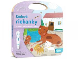 Albi Kúzelné čítanie - kniha Ľudové riekanky
