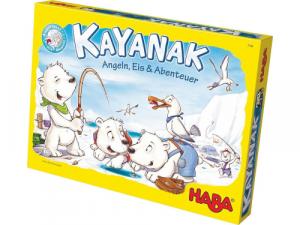 Kayanak arktické dobrodružstvo