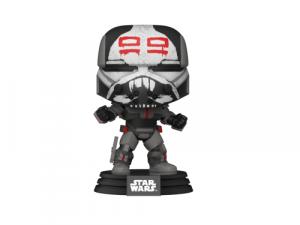 Funko POP! (413) Star Wars Clone Wars - Wrecker