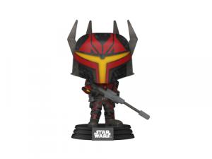 Funko POP! (411) Star Wars Clone Wars - Gar Saxon