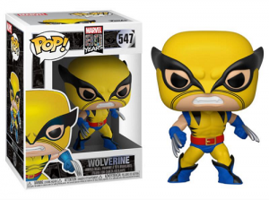 Funko Pop! (547) Marvel - 80th - First Appearance: Wolverine
