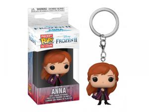Funko Pop! Keychain: Frozen 2 - Anna