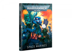 WH40K: Space Marines Codex