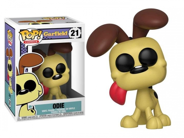 Funko Pop! (21) Comics: Garfield - Odie