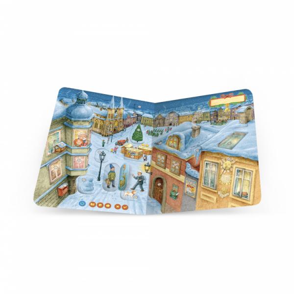 Albi Kúzelné čítanie - Adventný kalendár