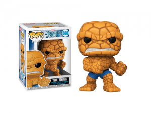 Funko Pop! (560) Marvel - Fantastic Four - The Thing
