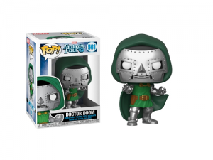 Funko Pop! (561) Marvel - Fantastic Four - Doctor Doom