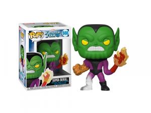 Funko Pop! (566) Marvel - Fantastic Four - Super-Skrull