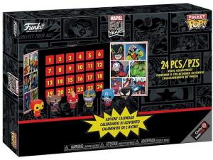 Funko Pocket Pop! Advent Calendar - Marvel