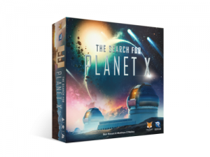 The Search for Planet X - EN