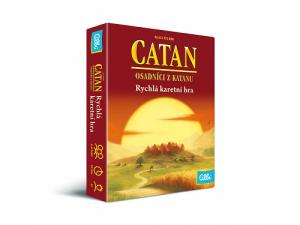 Osadníci z Katanu - rychlá karetní hra
