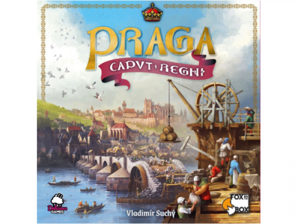 Praga Caput Regni CZ
