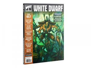 Warhammer White Dwarf 457 (10/2020)