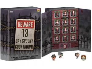 Funko Pocket Pop! Calendar - 13-Day Spooky Countdown