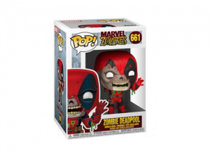 Funko Pop! (661) Marvel Zombies - Deadpool