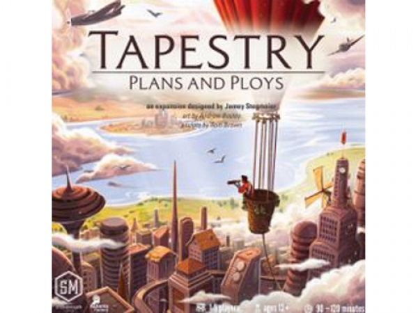 Tapestry: Plans & Ploys EN