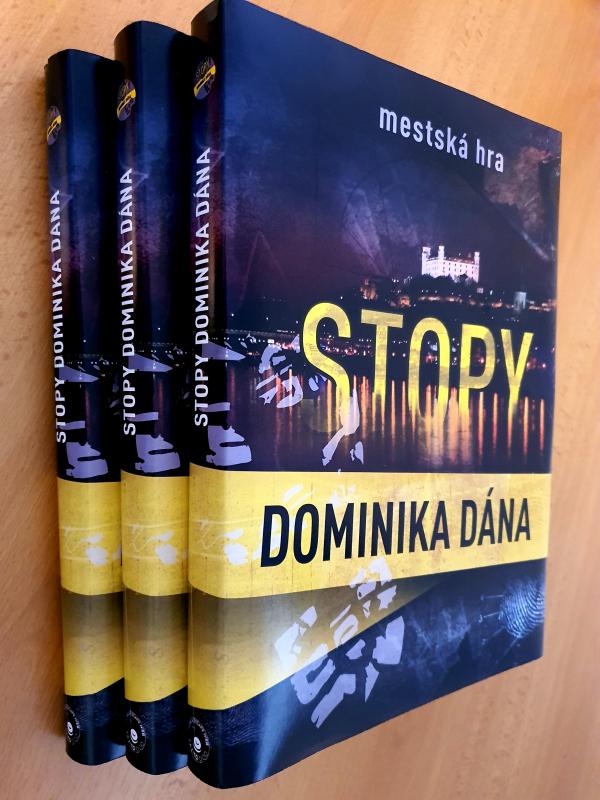 Stopy Dominika Dána - mestská hra